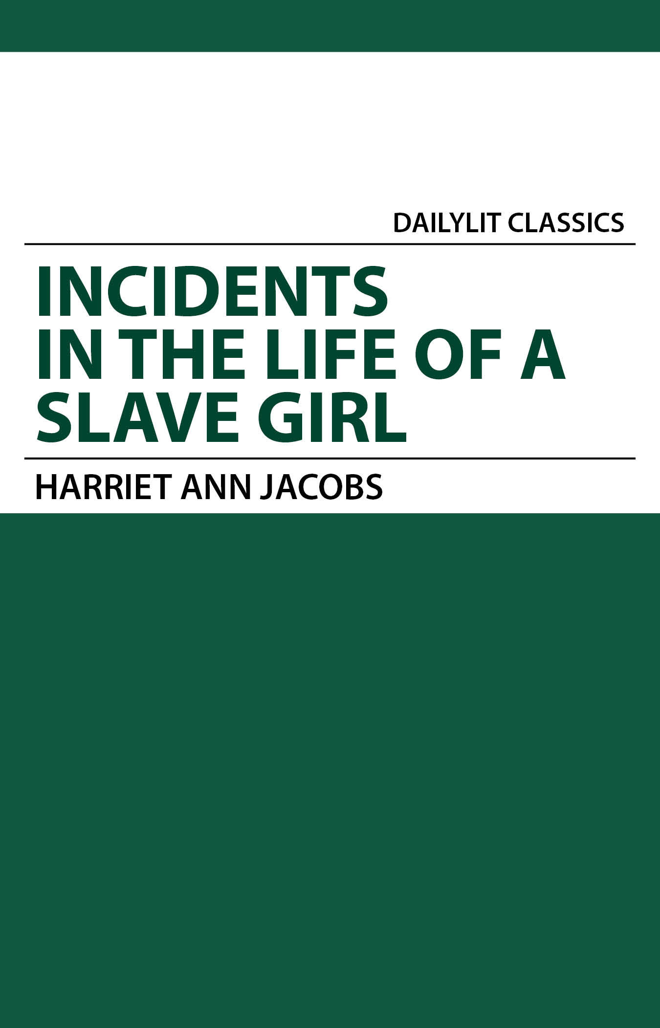 slouching towards bethlehem by joan didion cover of incidents in the life of a slave girl